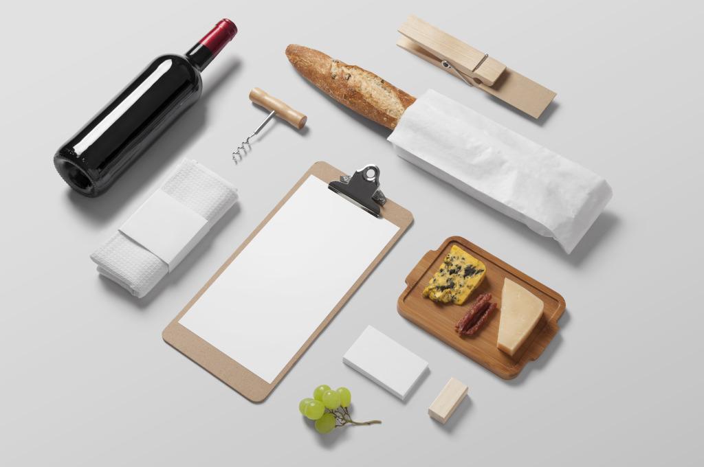 紅酒和廚具樣機,樣機,餐廳,紅酒,廚具,psd紅酒美食樣機,樣機,美食,面包,紅酒,psd貼圖