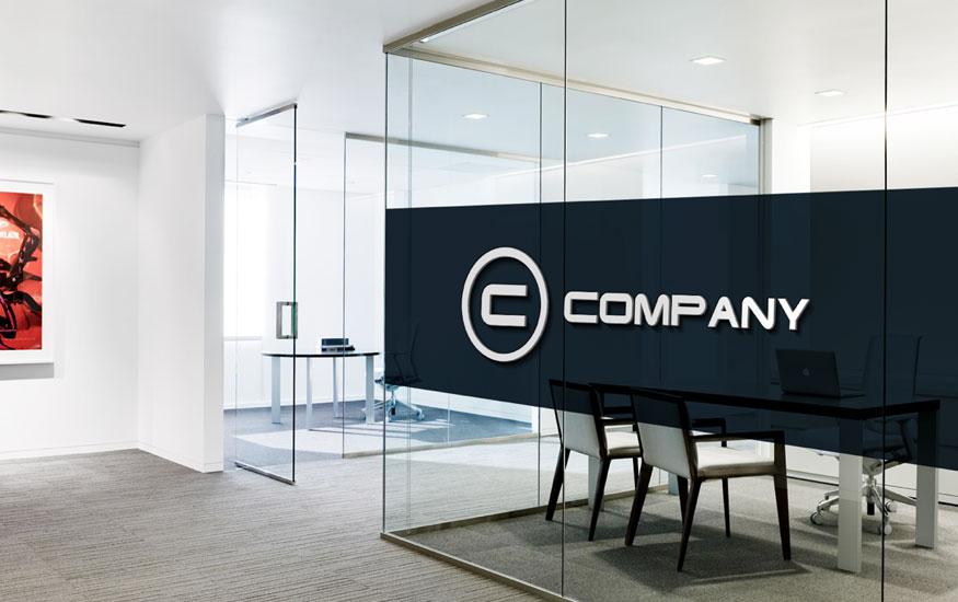 現代商務辦公室樣機,辦公室,場景,商務,現代,簡潔VI設計,企業VI下載,商務VI模板,樣...