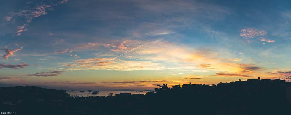 天空山日出日落景观查看橙色自然高峰山间黄昏山间的美丽景色图片山间的美丽景色图片免费下载天空图片山图片日出图片日落图片景观图片查看图片橙色图片自然图片黄昏图片