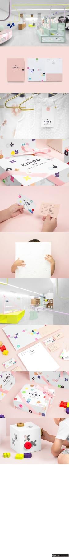 可爱卡通品牌设计 卡通元素 儿童用品VI设计 床单图案 小清新产品VI 小碎花 色子玩具
